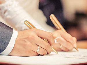 «Брак за сутки» теперь можно заключить в Запорожской области