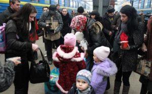 Переселенцы не хотят покидать Запорожскую область