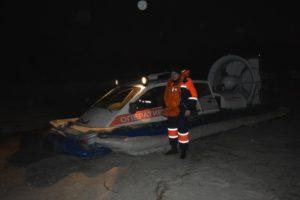 На Каховском водохранилище спасли двух рыбаков - ФОТО