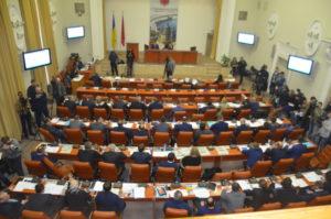 Запорожские депутаты намерены попросить президента и Кабмин ужесточить законодательство по коррупционным статьям