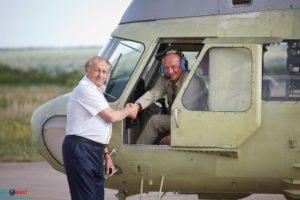 Все лучшее людям: у Брыля решили поддержать Богуслаева и купить на область вертолеты