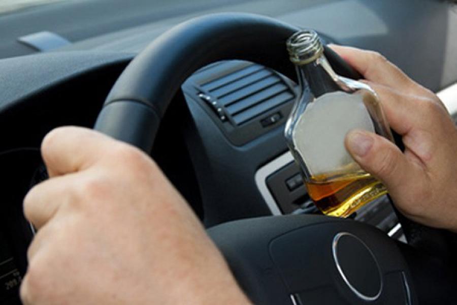 В Запорожье задержан пьяный водитель без прав, который оказывал сопротивление патрульным