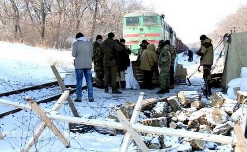 Блокадники отказались выполнять приказы полиции