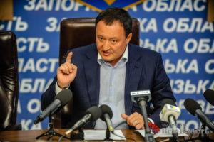 Константин Брыль не может сдвинуть экономику Запорожского региона с мертвой точки