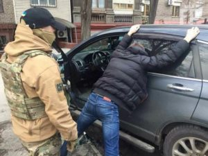 В Запорожье задержали банду, которая финансировала ДНР - ВИДЕО