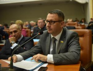 Депутат Запорожского горсовета сложил мандат