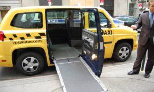 В Запорожской области появится социальное такси