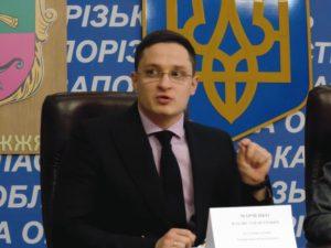 Заместителю главы Запорожского облсовета Владиславу Марченко вручили подозрение о коррупции - ВИДЕО