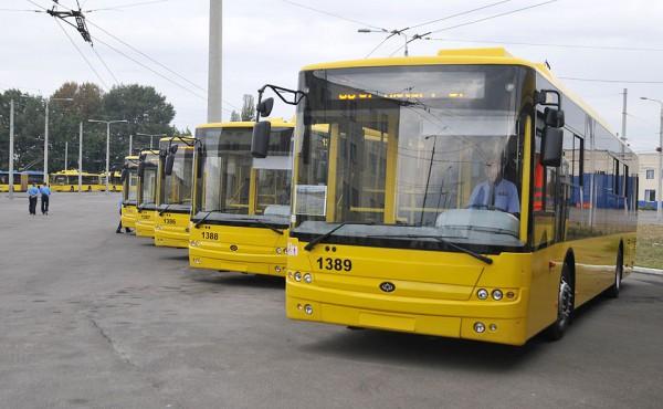 В Запорожье появится новый общественный транспорт за 5 миллионов евро