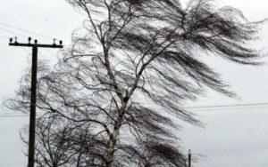 Жителей Запорожья и области предупреждают об ухудшении погодных условий