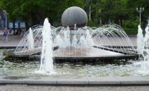 В Запорожье до 9 мая начнут работать городские фонтаны