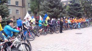 В Запорожье пройдет велоакция