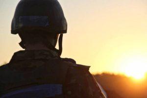 В зоне АТО снайпер убил бойца из Запорожской области
