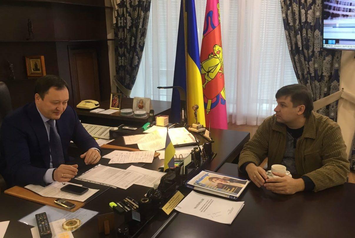 Запорожский журналист и блогер стал главой Антикоррупционной комиссии при ОГА