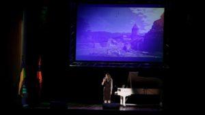 В Запорожье выступили звездные участники шоу «Голос країни» в поддержку жертв геноцида армян – ФОТО