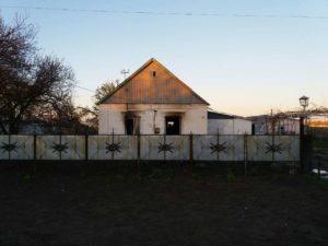 Одни дома: в Запорожской области в результате пожара погибли два маленьких ребенка - ФОТО