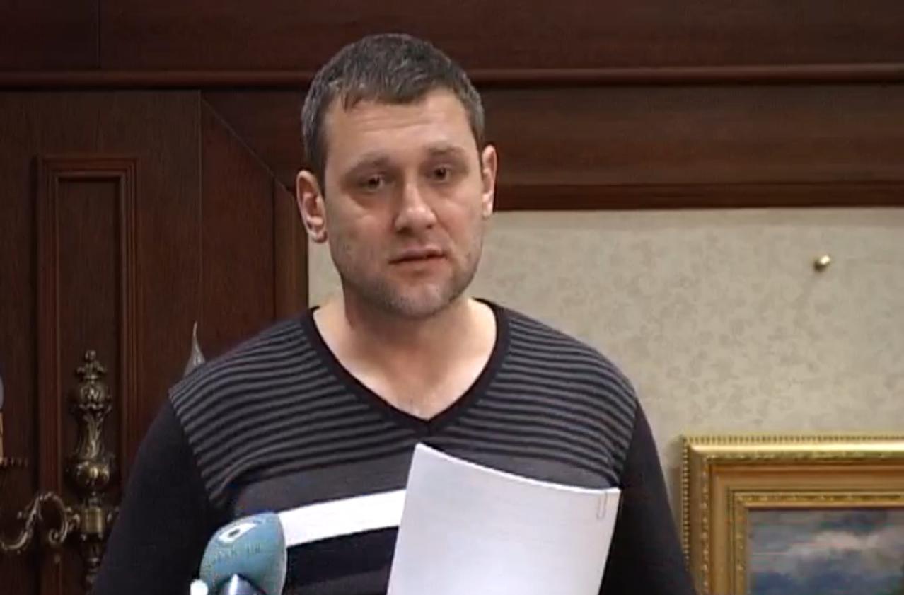 В Запорожье пост директора департамента агропромышленного развития ОГА занял экс-руководитель скандального «Автохозяйства»