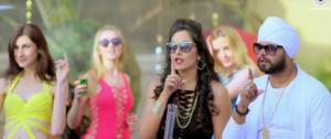 Запорожская модель и актриса снялась в индийском клипе - ВИДЕО