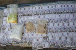 В Запорожье разоблачили межрегиональную группировку наркоторговцев - ФОТО