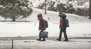 В школах Запорожья приостановили учебный процесс