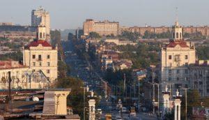 На выходных в Запорожье перекроют главный проспект