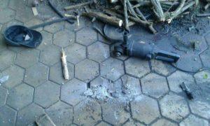 Житель Запорожской области серьезно пострадал от взрыва боеприпаса - ФОТО