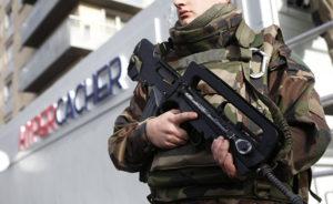 Во Франции кандидатов в президенты предупреждают об угрозе терактов