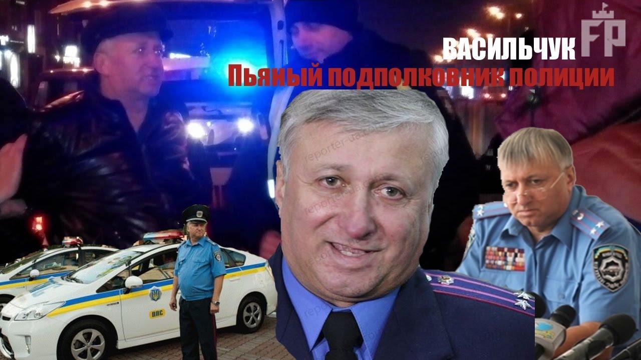 Устроивший в Запорожье ДТП, пьяный подполковник полиции, избежал наказания