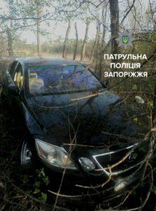 Запорожца ударили ножом, после чего угнали его авто Lexus: подробности - ФОТО