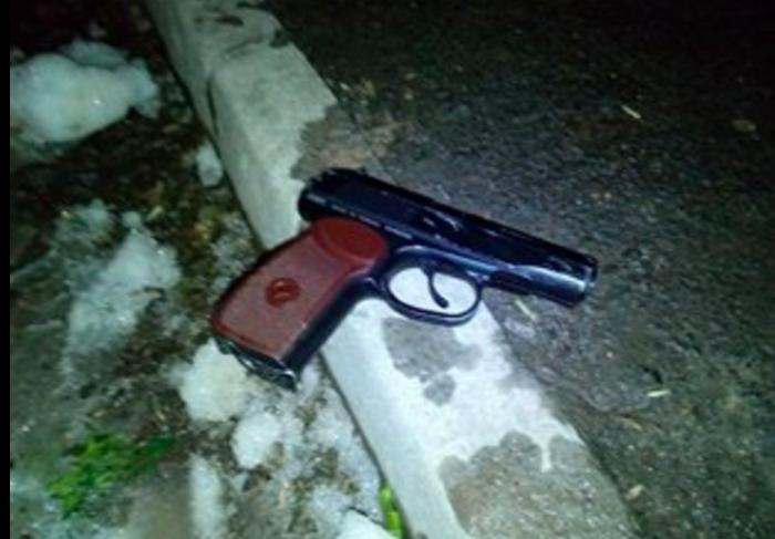 В Запорожье патрульный в свой выходной задержал вооруженных воров - ФОТО