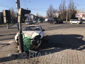 В Запорожской области произошло масштабное ДТП - ФОТО