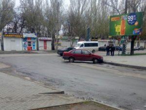 В Запорожcкой области произошло ДТП: