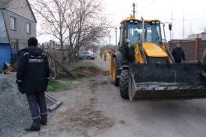 В Запорожской области мужчина погиб под завалом земли - ФОТО