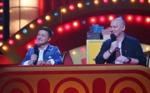 КВНщики из Запорожской области пытались рассмешить комиков - ВИДЕО