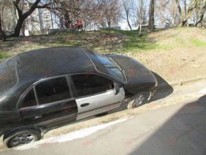 В Запорожской области пьяный водитель на большой скорости сбил женщину - ФОТО, ВИДЕО
