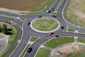 Порошенко утвердил изменения в правила дорожного движения по кольцу