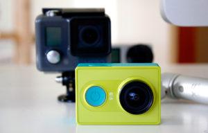 В Запорожье у школьника украли камеру GoPro