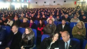 В Запорожье собрался аншлаг на общественных слушаниях по поводу изменений в Генплан - ФОТО