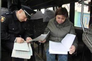В Запорожье проверяют техническое и санитарное состояние маршруток