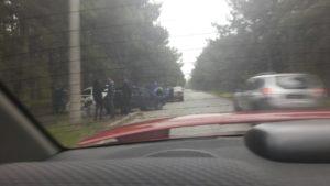 В Запорожье произошло ДТП на Хортице: «Таврия» врезалась в припаркованное авто с маленьким ребенком - ФОТО