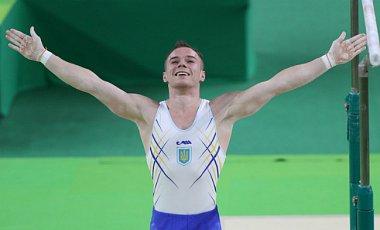 Украинец завоевал Кубок мира по спортивной гимнастике в Лондоне