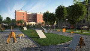 В Запорожье появятся зоны для выгула и дрессировки собак