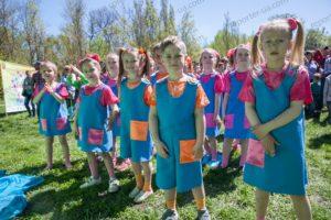 В  центральном парке Дубовая роща проходит молодежный фестиваль
