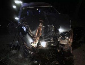 В Запорожской области произошло крупное ДТП: ВАЗ влетел в дерево и разбился всмятку - ВИДЕО