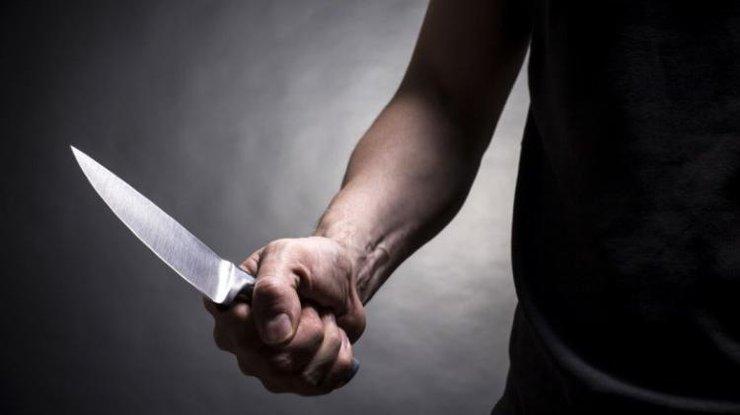 В Запорожье нашли убийцу, который зарезал ножом своего знакомого
