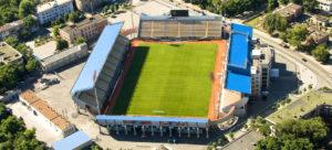 В Запорожье появится новое коммунальное предприятие на месте «Центрального стадиона»