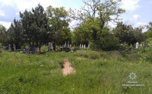 В Запорожской области задержали серийного кладбищенского вора - ФОТО