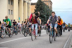 В Запорожье состоится масштабный велофестиваль