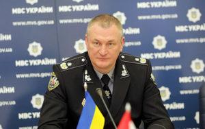 В Запорожье прилетает глава Нацполиции Украины