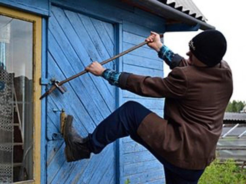 В Запорожье ограбили дачный дом
